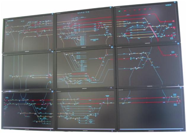 При проектировании станций применяется система автоматического проектирования (сапр)